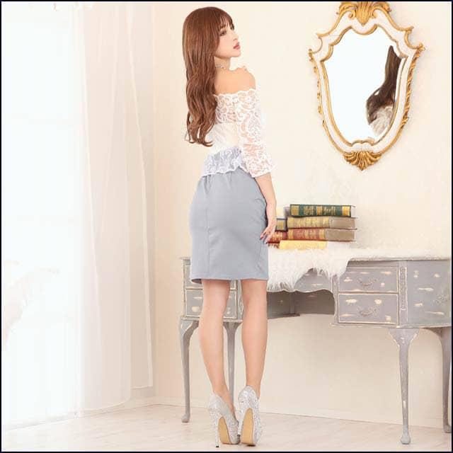 【スナックの服装】10代女子は若さを活かして攻めのゆんころドレス!